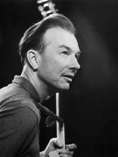 Pete Seeger is seen in a 1967 photo.