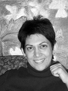 Shani MooToo poses in this undated handout photo. Celebrated Canadian writer Shani Mootoo says she always knew she would leave her native Trinidad. Mootoo explores that urge to leave one's native country in order to find a sense of belonging or permission to be oneself with her new novel,