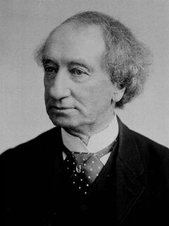 Canada's first prime minister, Sir John A. Macdonald, is shown in an undated file photo. A key juncture in the road to Confederation happened 150 years ago this week involving Macdonald and Liberal Leader George Brown. THE CANADIAN PRESS/National Archive of Canada