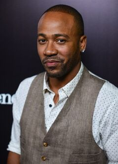 FILE - This Nov. 7, 2013 file photo shows Columbus Short at the Ermenegildo Zegna Boutique opening in Beverly Hills, Calif. Short won't be returning to