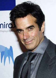 FILE -In this May 9, 2011 file photo, magician David Copperfield attends the 46th Annual 2011 National Magazine Awards in New York. Early Monday morning, March 4, 2013, the private plane carrying Copperfield made an unscheduled stop at Peoria International Airport in Illinois after it made a