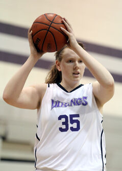 Aimee Johnston is one of Brandon University Bobcats' new recruits.