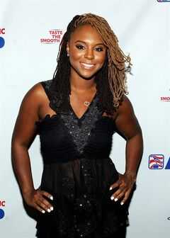 FILE - In this Oct. 8, 2013 file photo, Torrei Hart attends ASCAP'S 5th Annual Women Behind the Music Series in Hollywood, Calif. Torrei Hart is among a group of exes having yet another moment in the spotlight, thanks to a new phenomenon in reality television shows: spinoffs based solely on the ex-wives and ex-girlfriends of famous folks. She and five other women will star on the new reality series,