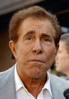 FILE - In this Sept. 7, 2012 file photo, casino mogul Steve Wynn arrives at court for his slander trial in Los Angeles. An appeals court in Los Angeles on Monday, June 23, 2014, upheld a $19 million verdict against
