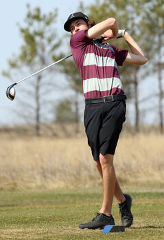 Brandon's Austin Dobrescu will tee it up in the CN Future Links Prairie Championship tomorrow at the Shilo Country Club.