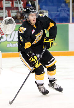 Brandon Wheat Kings right-winger Jayce Hawryluk, who led the WHL club in scoring, is ready to return to the lineup after serving a season-ending four-game suspension.