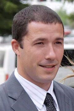 Shawn Hennessey is shown in a 2008 file photo. A man convicted for his role in the shooting deaths of four Alberta Mounties is getting more unescorted, temporary absences from prison. The Parole Board of Canada says Shawn Hennessey will be allowed to visit his family for up to 78 hours, once every month, for six months. THE CANADIAN PRESS/Ian Jackson