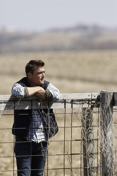 This undated photo released by ABC, shows Chris Soules, the stylish farmer from Iowa, who will star in the 19th edition of ABC's romance reality series,