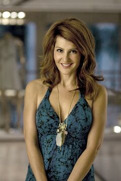 Nia Vardalos, picgtured in a recent handout photo, is performing in Theatre 20's production of