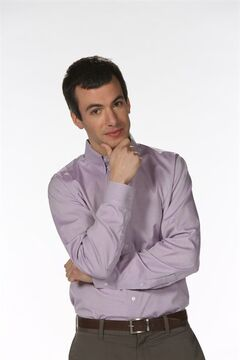 Nathan Fielder poses in this undated handout photo. THE CANADIAN PRESS/HO - Bell Media, Danny Feld