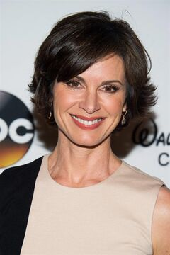 "FILE - In this May 14, 2014, file photo, Elizabeth Vargas attends A Celebration of Barbara Walters at the Four Seasons Restaurant in New York. ABC News anchor Vargas has returned to a recovery center to be treated for alcohol dependency. The ""20/20"" anchor said in an emailed statement Sunday, Aug. 17, 2014, that she checked into a facility this weekend while on vacation. (Photo by Charles Sykes/Invision/AP, File)"