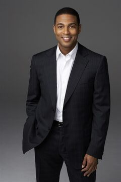 In this undated image released by CNN, CNN anchor Don Lemon is shown.The 48-year-old news anchor has attracted attention by adding his opinion to stories he's telling. His bosses are rewarding him with more airtime, and his visibility has increased this spring through coverage of the missing Malaysian airline story and other stories. He frequently hosts the 10 p.m. EDT news hour. (AP Photo/CNN)