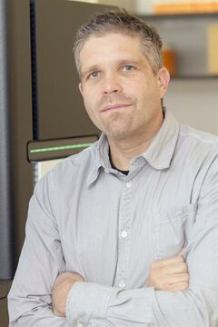 Hendrik Poinar, evolutionary geneticist and director of the Ancient DNA Centre at McMaster University, is pictured in a recent handout photo. THE CANADIAN PRESS/HO