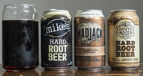 Cody Lobreau reviews these three alcoholic roots beers.