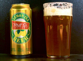 Mill Street Lemon Tea Beer