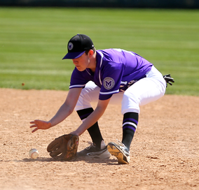 Jackson Popple and the Vincent Massey Vikings will play in the provincial high school baseball championship, beginning today in Cartwright and Baldur.