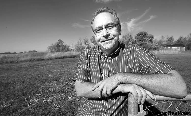 Conservative candidate Steve Lupky sees the aboriginal vote as up for grabs this election.