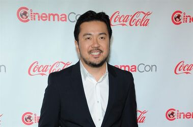 FILE - In this April 18, 2013 file photo, Justin Lin arrives at the Cinemacon Big Screen Awards red carpet and receives Director of the Year Award at Caesars Palace, in Las Vegas. Lin is set to direct the third installment in Paramount's