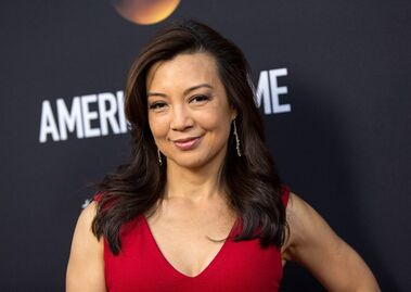 FILE - In this Feb. 28, 2015 file photo, actress Ming-Na Wen attends the LA Premiere of