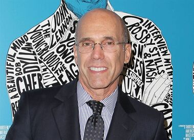FILE - This Nov. 5, 2012 file image released by Starpix shows producer Jeffrey Katzenberg at the premiere of