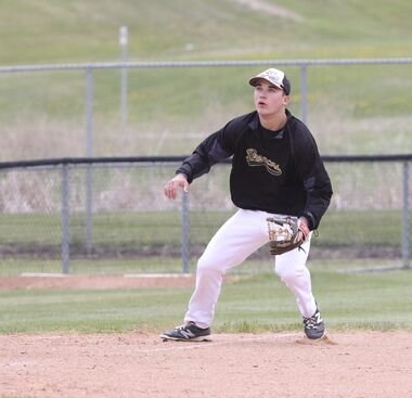 Jared McCorrister and the Boissevain Broncos are looking to claim a second provincial high school baseball championship in three years this week in Altona.