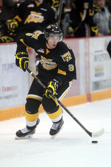 Ivan Provorov, above, and Rihards Bukarts gave the Brandon Wheat Kings one of their best import duos in team history last season, but with the possibility one or both could go pro next season, the club will make at least one pick in today's CHL import draft.