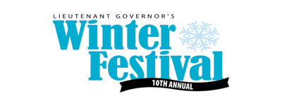 The 2013 Lieutenant Governor's Winter Festival is scheduled for Jan. 31 – Feb. 2.