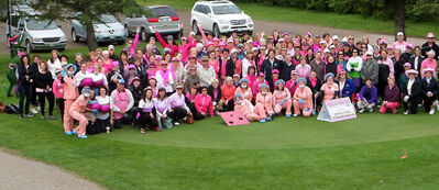 The annual Pinkest Owl women's golf tournament was held June 14 at Glen Lea Golf Course.