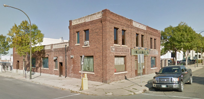 This building, formerly Clancy's but now The Dock, is on the property tax arrears list for more than $21,000.