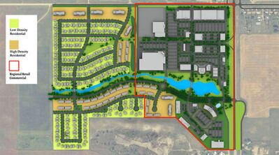 Brandon City Council will move ahead with an annexation process for 170 acres of farmland south of Brandon. VBJ Development's proposal is to build a 50-acre commercial property and 120-acre residential area at the site.