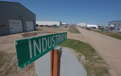 Development opportunities for businesses in the Park Avenue Industrial Park.