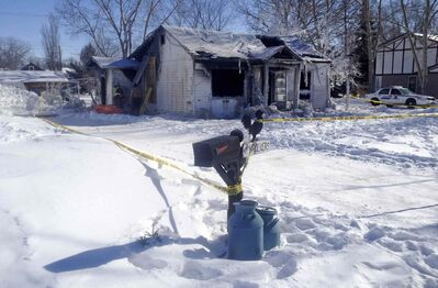 The home of Wally and Martha Kroeker went up in flames on Feb. 25 in Boissevain, claiming the life of Martha and rushing Wally to hospital with serious burns. Wally, who suffered burns to about 30 per cent of his body, died on April 5 of heart complications.