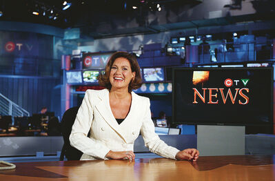 Nationally acclaimed television journalist Lisa LaFlamme was born in Kitchener, Ont., and graduated from the University of Ottawa. She began her career at CTV's Kitchener affiliate CKCO in 1988 as a copy writer and script assistant. She moved on to become an anchor in 1997 and was co-host of CTV's 'Canada AM' from 2001 to 2003. She joined 'CTV National News' in 2003 as a foreign correspondent as well as backup anchor to Lloyd Robertson. When Robertson left that position in September of 2011, LaFlamme was promoted to sole anchor in his place.
