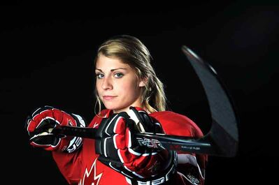 Westman-area standout Cassidy Carels played for Canada's under-18 team this summer and will play for Team Manitoba this week.