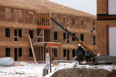 Construction of homes, condos and apartment complexes has been booming in Brandon's south end. City council approved a motion on Monday night asking the provincial government to withdraw Bill 7, which would give municipalities the power to require developers to include low-income housing in new residential developments.