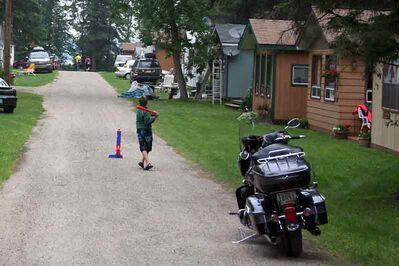 After years of debate, the old Clear Lake campground will see plumbing installed by the end of the year.