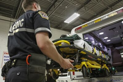 Fifteen out of 31 rural emergency medical services stations in Westman don't meet the provincial guideline, which provides a 30-minute window from the time the call comes in to the time the ambulance reaches the patient, according to information obtained through a Freedom of Information and Protection Act request made to Manitoba Health by the Brandon Sun.