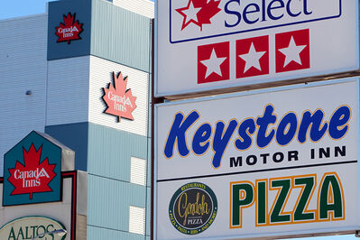 Brandon's hotel occupancy rates fell 2.6 per cent in 2013 compared to the previous year, according to the latest statistics from the city's economic development department.