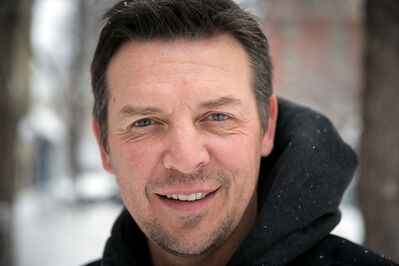 Former NHLer and Canadian Olympian Theo Fleury, who was raised in Russell, brings his message of hope to Brandon and Shilo for a pair of speaking engagements later this month.