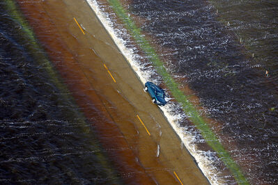 The aerial photo of flooding in southwestern Manitoba is also nominated in the Pictorial category. The winners of the News Photographers Association of Canada honours will be announced at a gala in Vancouver on May 24.