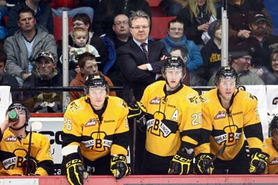 Kelly McCrimmon became the winningest coach in franchise history on Saturday.