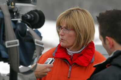 Brandon Mayor Shari Decter Hirst will run for re-election this October.