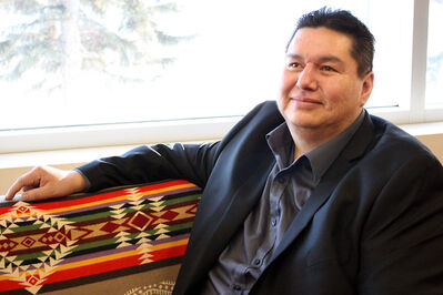 Brandon University instructor and respected elder Kevin Tacan of Sioux Valley Dakota Nation has been recognized by the Manitoba government as aboriginal educator of the month.