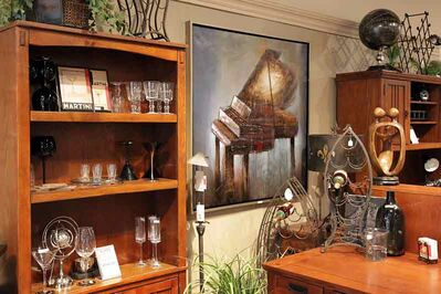 Kullberg's Furniture has an incredible array of unique home decor gifts this holiday season.