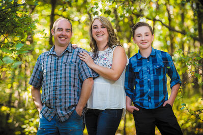 Mark McFadden, formerly of Minnedosa, leaver behind wife Christine and son Ian.