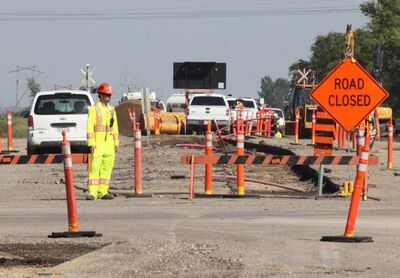 Construction on Richmond Avenue and 17th Street East is complete. The intersection was part of a cost-shared improvement by the City of Brandon and the Province through the Urban Highway Fund.