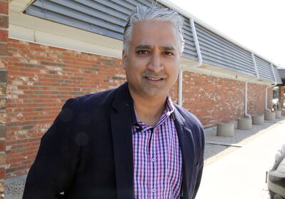 "Ajay Chopra, a former Liberal adviser, is ""seriously considering"" a run for leadership of the Manitoba Liberal Party."