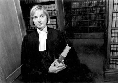 Krystyna Tarwid was a Crown attorney in Brandon from 1979 to 1994.