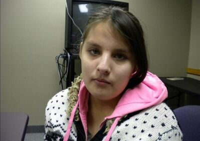 Kristina Courtney Salita, 12, was reported missing from a foster home in Winnipeg, but she was last seen in Brandon.