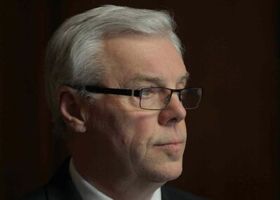 Manitoba Premier Greg Selinger announced Tuesday that Christine Melnick would be removed from caucus.